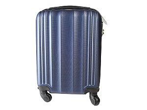 Mala de Viagem ABS C/ Roda 360 Bordo Azul PP Yin's YS21023A