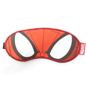 Mascará de Dormir Neoprene Spider Man - Zona Criativa