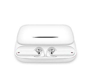 Fone de Ouvido Bluetooth 5.0 BE36 Branco