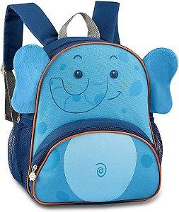 Mochila Escolar Infantil CLIO Pets Elefante - CP2091P