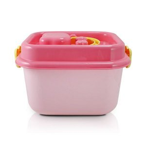 Caixa Organizadora Infantil 8L (Organizadores) Jacki Design - AHX18716 Cor:Rosa