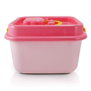 Caixa Organizadora Infantil 15L (Organizadores) Jacki Design - AHX18717 Cor:Rosa