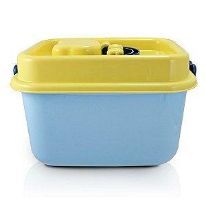 Caixa Organizadora Infantil 15L (Organizadores) Jacki Design - AHX18717 Cor:Azul