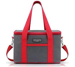 Bolsa Térmica G Urbano Jacki Design AHL16020 Cor:Vermelho