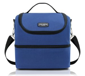 Bolsa Térmica GG Urbano Jacki Design AHL16021 Cor:Azul