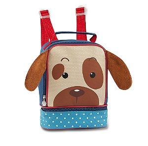 Lancheira Térmica Infantil CLIO Pets Cachorro - CP2092L