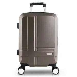 Mala de Viagem Bordo ABS Executiva Champanhe Jacki Design - AHZ20889
