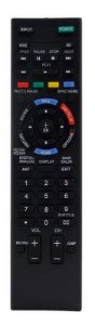 CONTROLE REMOTO TV SMART SONY NETFLIX RM-YD095 / SKY-7009 / LE-7009