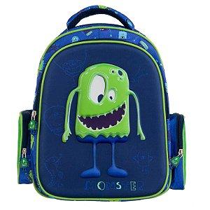 Mochila Infantil Monster Convoy Kids - YS42015