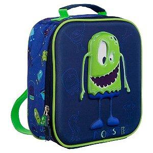 Lancheira Térmica Infantil Monster Convoy Kids - YS42016