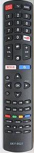 Controle Remoto TV LED Philco com Netflix / Youtube / Smart  SKY-9027