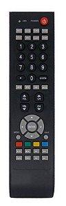Controle Remoto TV LCD Semp Toshiba  LE-7417