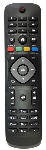 CONTROLE REMOTO TV LCD/ LED/ SMART PHILIPS - SKY-7096
