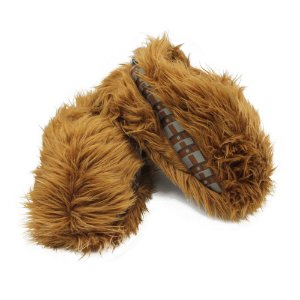 Pantufa Chewbacca Star Wars M 36/38 Zona Criativa - 10071201