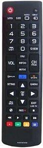 CONTROLE REMOTO TV LCD / LED/SMART - LG - AKB73975701