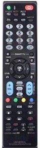 CONTROLE REMOTO UNIVERSAL LG TV LCD/LED/HDTV/3D/SMART