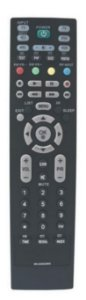 CONTROLE REMOTO TV LCD LG - MKJ32022805