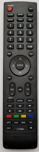 CONTROLE REMOTO TV LCD SEMP TOSHIBA CT-6700