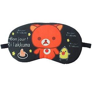 Máscara de Gel Térmico para Descanso Estampa Rilakkuma Mod.6 - XD356195