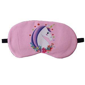 Máscara de Gel Térmico para Descanso Estampa Unicórnio 2 Mod.3 - XD356025