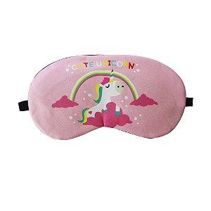 Máscara de Gel Térmico para Descanso Estampa Unicórnio 2 Mod.1 - XD356025