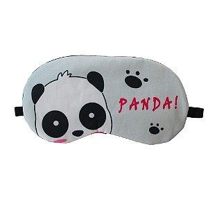 Máscara de Gel Térmico para Descanso Estampa Panda - XD356194