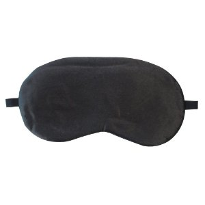 Máscara de Gel Térmico para Descanso Estampa Preto Liso - XD356196