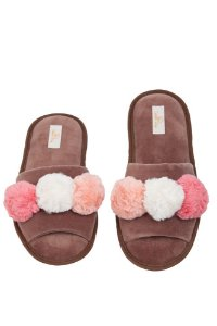 Pantufa Sorvete Aberta 35/36 Cotton Day - 10401