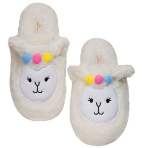 Pantufa Lhama 37/38 Cotton Day - 16001