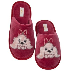 Pantufa Lhasa 37/38 Cotton Day - 16009