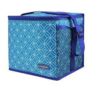 Bolsa Térmica G FRESH Jacki Design AQR19837 Cor:Azul