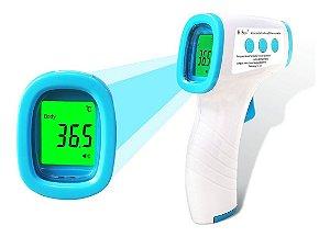 Termômetro Digital Infravermelho HI8US - HG01
