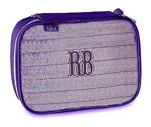 Estojo 100 Pens Glitter Roxo Rebecca Bonbon - RB2065