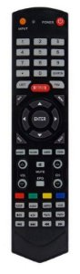 Controle Remoto TV LCD Semp Toshiba c/ Netflix RBR-7010 / LE-7011