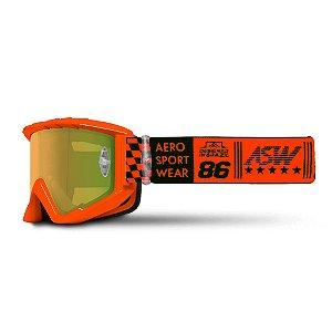 Óculos ASW A3 Glory Laranja