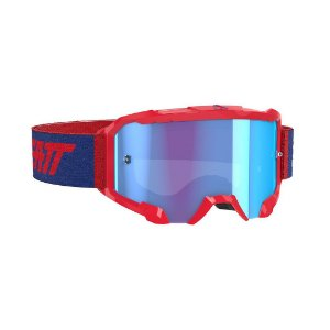 Óculos Leatt Velocity 4.5 Vermelho/Azul