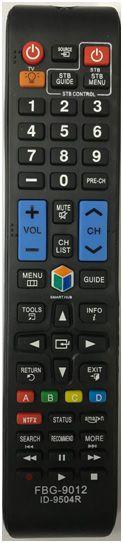 Controle Remoto TV LCD Samsung C/ Netflix e Amazon LE-7097