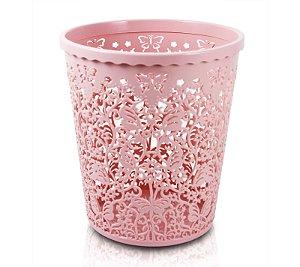 Cesto Organizador (M) Life Style Jacki Design - AYJ17250 Rosa