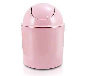 Cesto de Lixo (P) Life Style Jacki Design - AYJ17177 Rosa