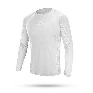 Camisa ASW SEGUNDA PELE ML Branco M