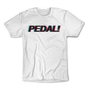 Camiseta ASW PEDAL Branco GG