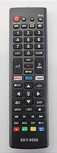 Controle Remoto TV LCD/Smart My APP LG AKB75095307