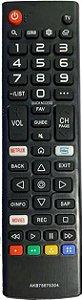 Controle Remoto TV LCD / Smart LG AKB75675304