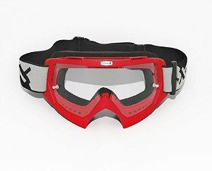 Óculos Mattos Racing Combat Vermelho
