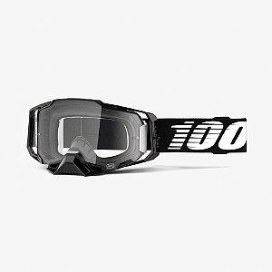 Óculos 100% Armega Black