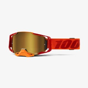 Óculos 100% Armega Litkit Laranja