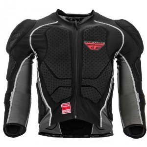 Colete Fly Barricade Suit Preto Tam. M