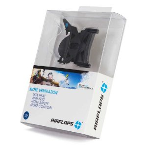 Airflaps Full Kit Preto