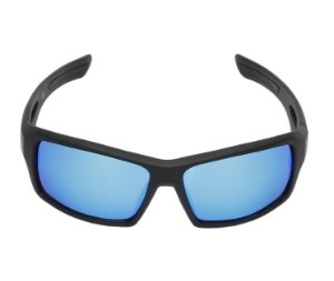 Óculos Mattos Racing Wide Vision Preto Fosco