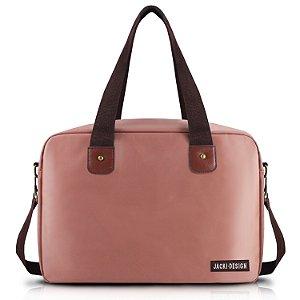 Bolsa para Viagem Essencial III Jacki Design - AHL17395 Rosa